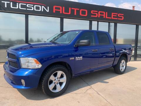 2014 RAM Ram Pickup 1500 for sale at Tucson Auto Sales in Tucson AZ