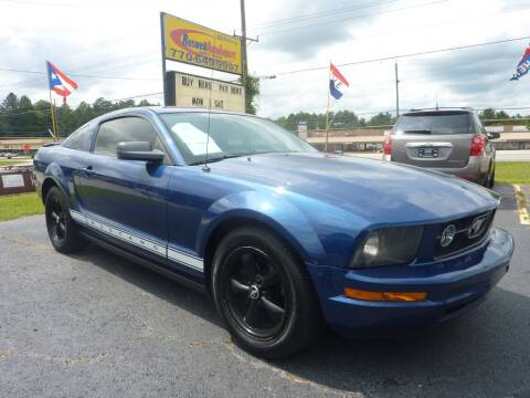 2007 Ford Mustang for sale at Roswell Auto Imports in Austell GA