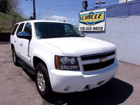 2009 Chevrolet Tahoe for sale at Circle Auto Center in Colorado Springs CO