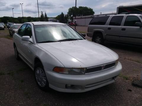 2001 Mitsubishi Galant for sale at Affordable 4 All Auto Sales in Elk River MN