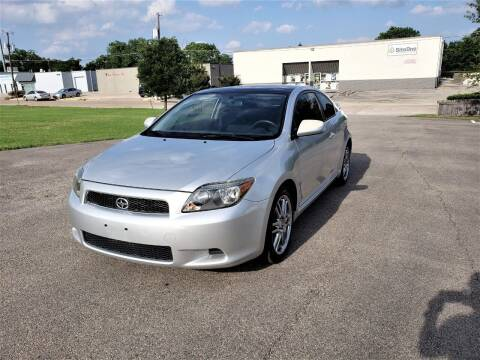 2007 Scion tC for sale at Image Auto Sales in Dallas TX