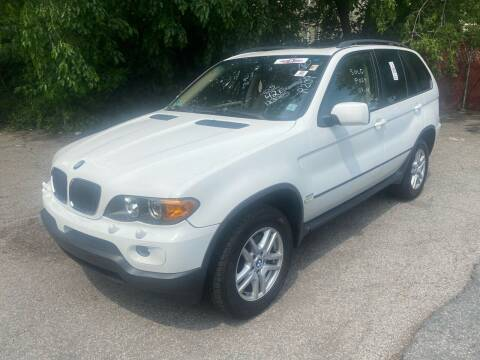 2005 BMW X5 for sale at Polonia Auto Sales and Service in Hyde Park MA