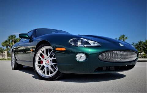 2005 Jaguar XKR for sale at Progressive Motors in Pompano Beach FL