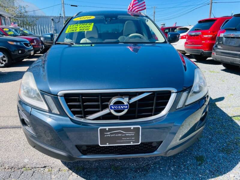 2010 Volvo XC60 for sale at Cape Cod Cars & Trucks in Hyannis MA