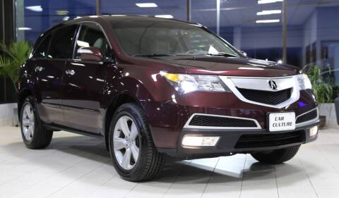 2011 Acura MDX for sale at Car Culture in Warren OH