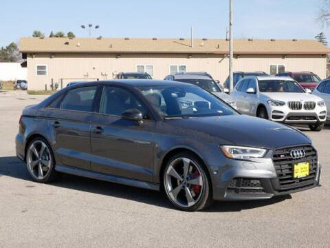 2020 Audi S3 for sale at Park Place Motor Cars in Rochester MN