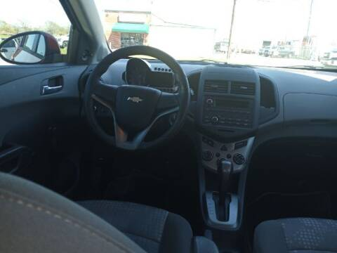 2012 Chevrolet Sonic for sale at Jerry Allen Motor Co in Beaumont TX