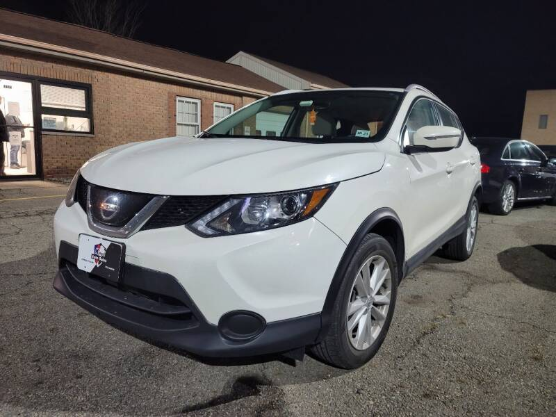 2018 Nissan Rogue Sport for sale at Kingz Auto Sales in Avenel NJ
