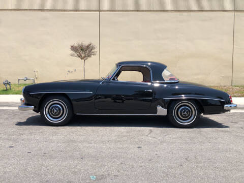 1960 Mercedes-Benz 190-Class for sale at HIGH-LINE MOTOR SPORTS in Brea CA