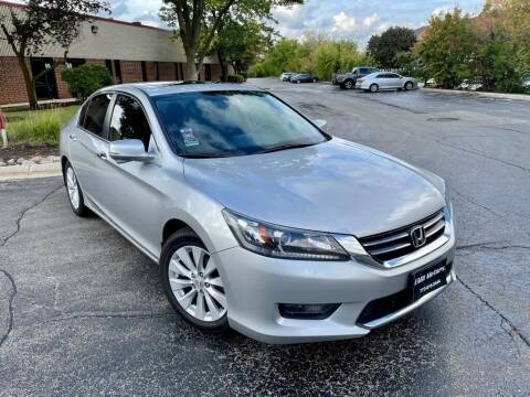 2014 Honda Accord for sale at EMH Motors in Rolling Meadows IL