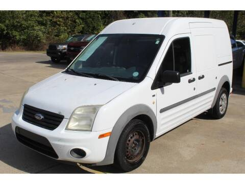 2013 Ford Transit Connect for sale at Inline Auto Sales in Fuquay Varina NC