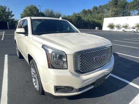 2015 GMC Yukon for sale at CU Carfinders in Norcross GA