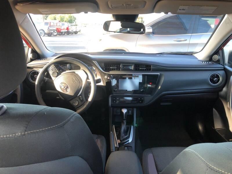 2018 Toyota Corolla LE 4dr Sedan - Idaho Falls ID
