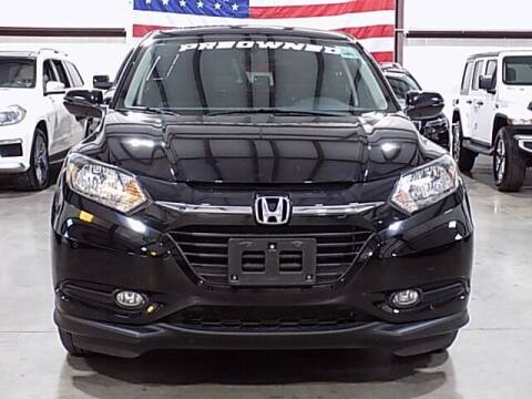 2018 Honda HR-V for sale at Texas Motor Sport in Houston TX