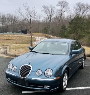 2000 Jaguar S-Type for sale at ONE NATION AUTO SALE LLC in Fredericksburg VA