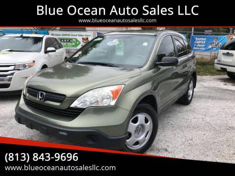 2008 Honda CR-V for sale at Blue Ocean Auto Sales LLC in Tampa FL