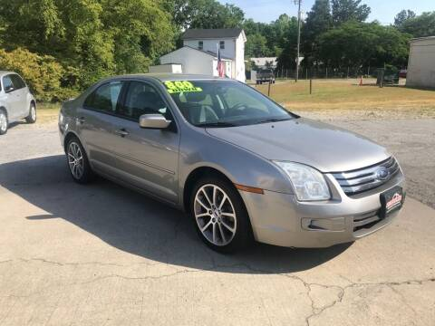 2009 Ford Fusion for sale at Ridetime Auto in Suffolk VA