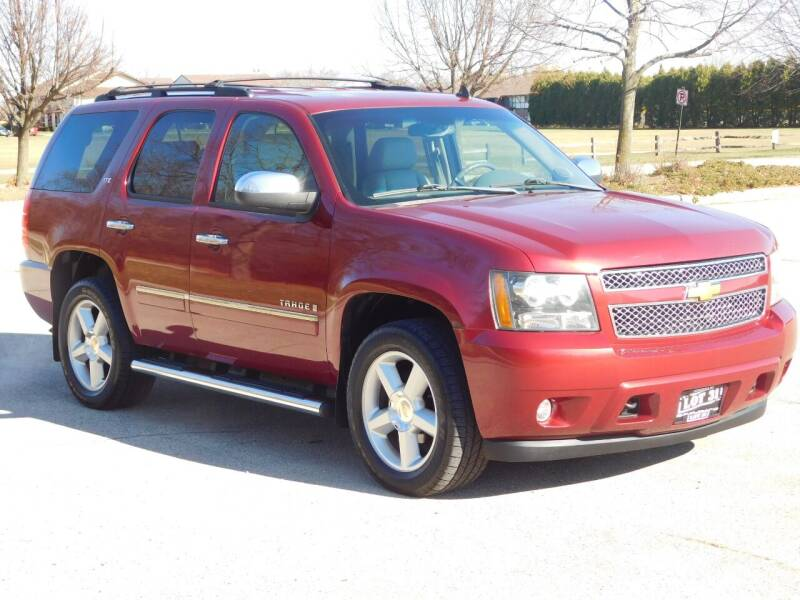 2009 Chevrolet Tahoe for sale at Lot 31 Auto Sales in Kenosha WI