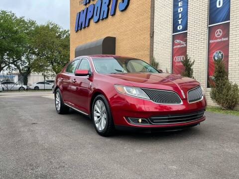 2013 Lincoln MKS for sale at Auto Imports in Houston TX