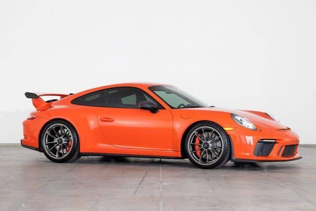 2018 Porsche 911 for sale in Murrieta, CA