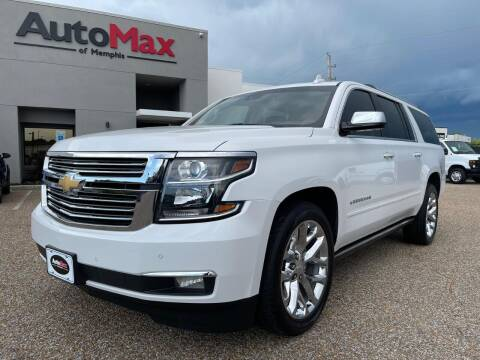 2017 Chevrolet Suburban for sale at AutoMax of Memphis - V Brothers in Memphis TN