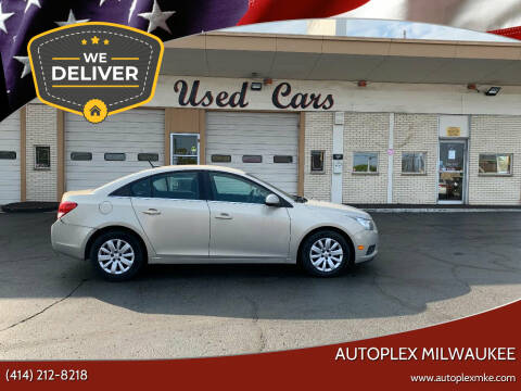2011 Chevrolet Cruze for sale at Autoplex Milwaukee in Milwaukee WI