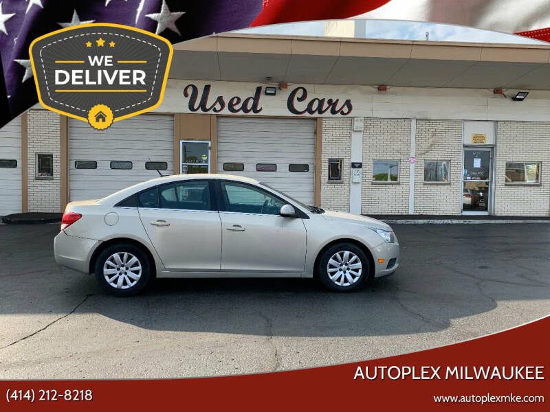 2011 Chevrolet Cruze for sale at Autoplex MKE in Milwaukee WI