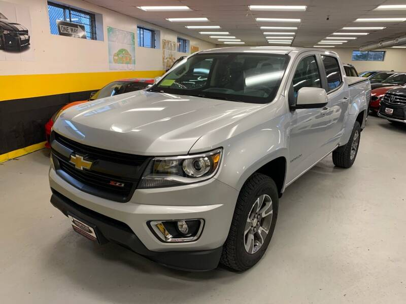 2016 Chevrolet Colorado for sale at Newton Automotive and Sales in Newton MA