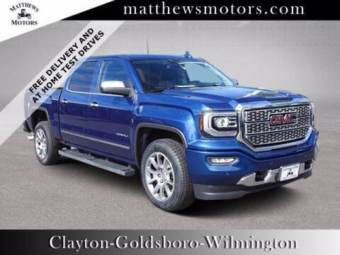 2017 GMC Sierra 1500 for sale at Auto Finance of Raleigh in Raleigh NC