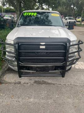 2015 Ford F-350 Super Duty for sale at DAN'S DEALS ON WHEELS in Davie FL