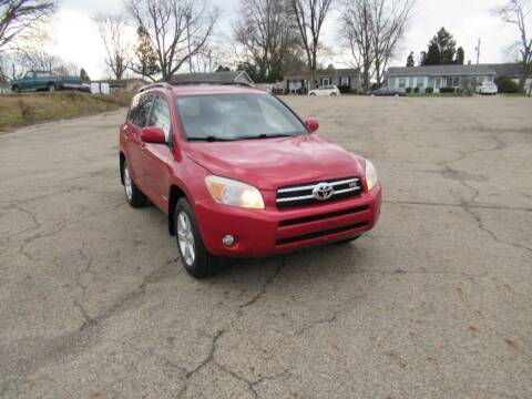2008 Toyota RAV4 for sale at Perfection Auto Detailing & Wheels in Bloomington IL