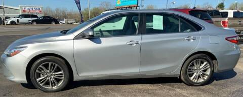 2017 Toyota Camry for sale at Rayyan Auto Mall in Lexington KY