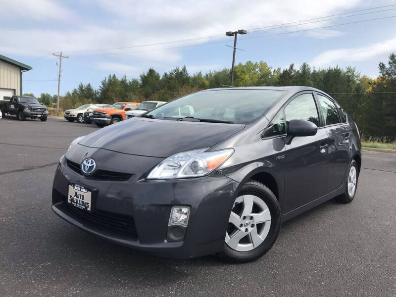 2011 Toyota Prius for sale at Lakes Area Auto Solutions in Baxter MN