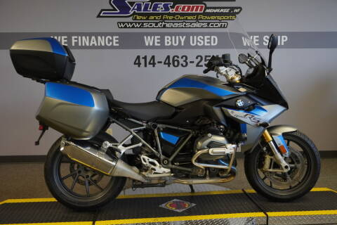 2016 BMW R 1200 RS Premium Lupin Blue / for sale at Southeast Sales Powersports in Milwaukee WI