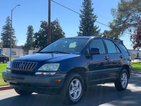 2001 Lexus RX 300 for sale at AutoAffari LLC in Sacramento CA