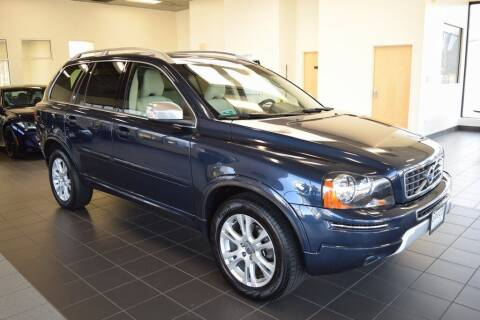 2014 Volvo XC90 for sale at BMW OF NEWPORT in Middletown RI