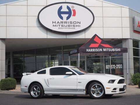 2014 Ford Mustang for sale at Harrison Imports in Sandy UT