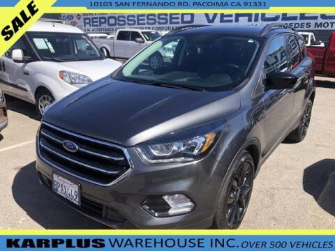 2019 Ford Escape for sale at Karplus Warehouse in Pacoima CA