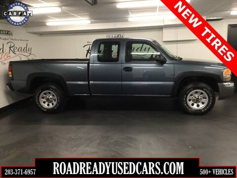 2006 GMC Sierra 1500 for sale at Road Ready Used Cars in Ansonia CT