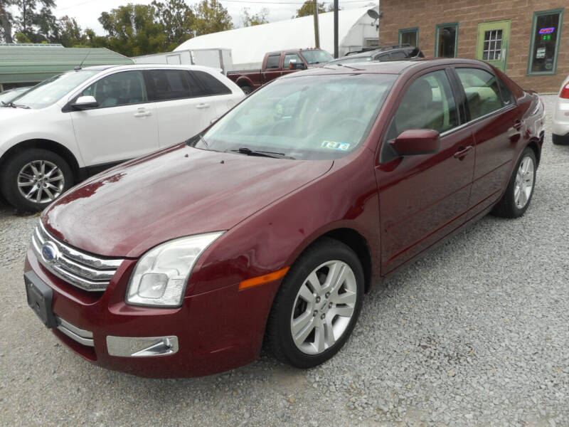 2007 Ford Fusion for sale at Sleepy Hollow Motors in New Eagle PA