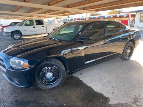 2014 Dodge Charger for sale at Kann Enterprises Inc. in Lovington NM