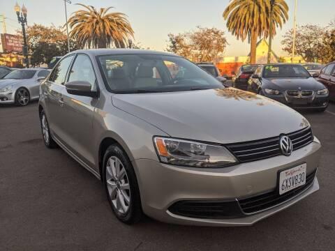 2013 Volkswagen Jetta for sale at Convoy Motors LLC in National City CA
