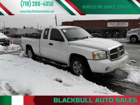 2006 Dodge Dakota for sale at Blackbull Auto Sales in Ozone Park NY