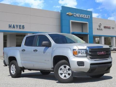 2016 GMC Canyon for sale at HAYES CHEVROLET Buick GMC Cadillac Inc in Alto GA