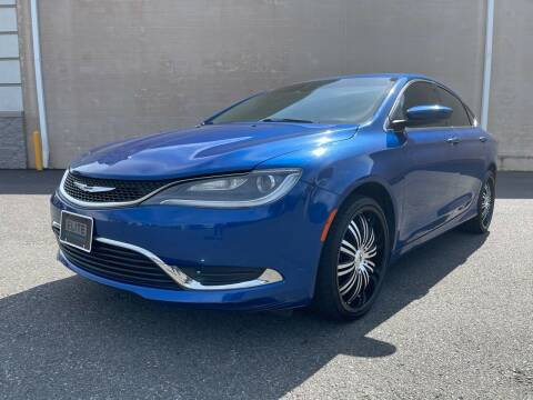 2015 Chrysler 200 for sale at ELITE MOTORWORKS in Portland OR