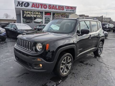 2017 Jeep Renegade for sale at Mo Auto Sales in Fairfield OH