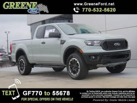 2021 Ford Ranger for sale at NMI in Atlanta GA
