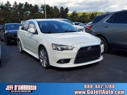 2015 Mitsubishi Lancer for sale at Jeff D'Ambrosio Auto Group in Downingtown PA