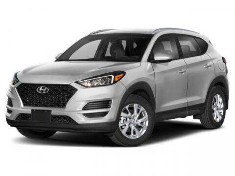 2020 Hyundai Tucson for sale at Scott Evans Nissan in Carrollton GA