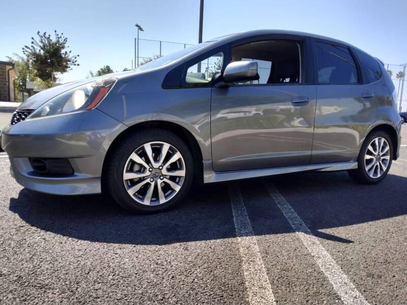 2012 Honda Fit for sale at Carmelo Auto Sales Inc in Orange CA